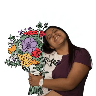 Sandra Ruiz, Redactora Ceativa