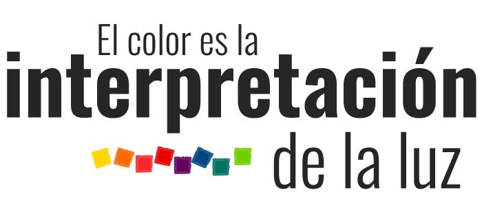 Interpretación de los colores
