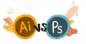 ¿Photoshop vs Illustrator?